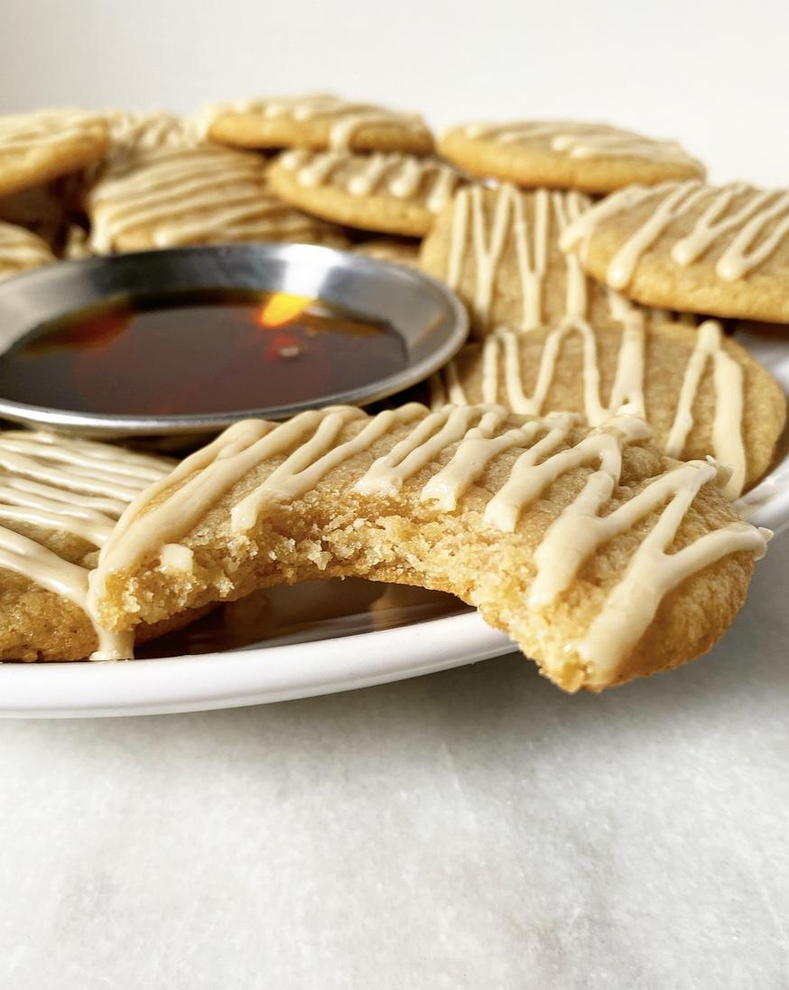 Maple Sugar Cookies