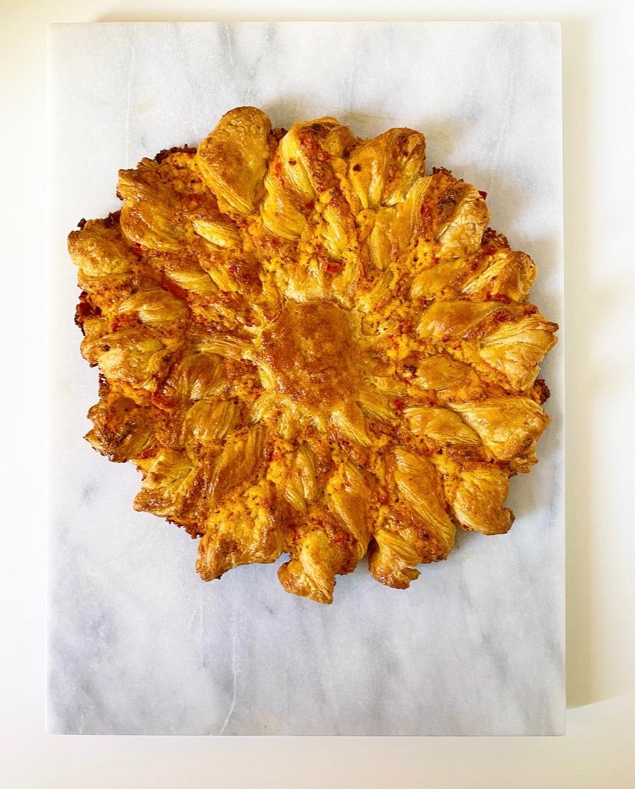 Pimento Cheese Tarte Soleil