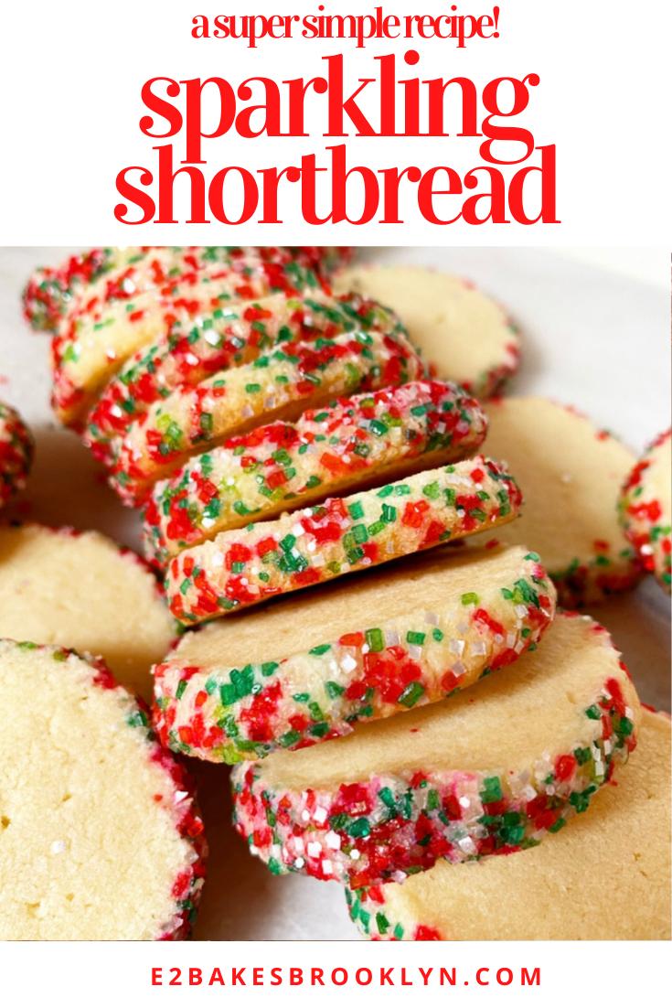 Sparkling Shortbread