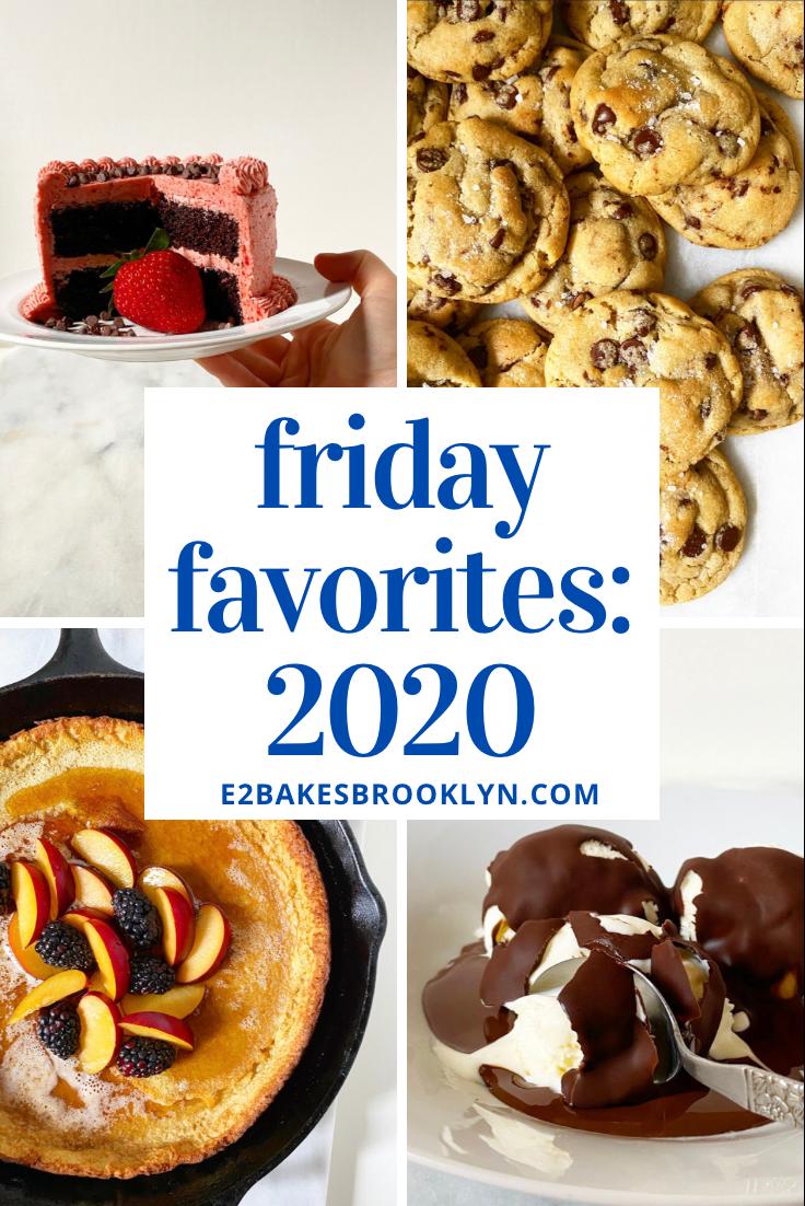 Friday Favorites: 2020