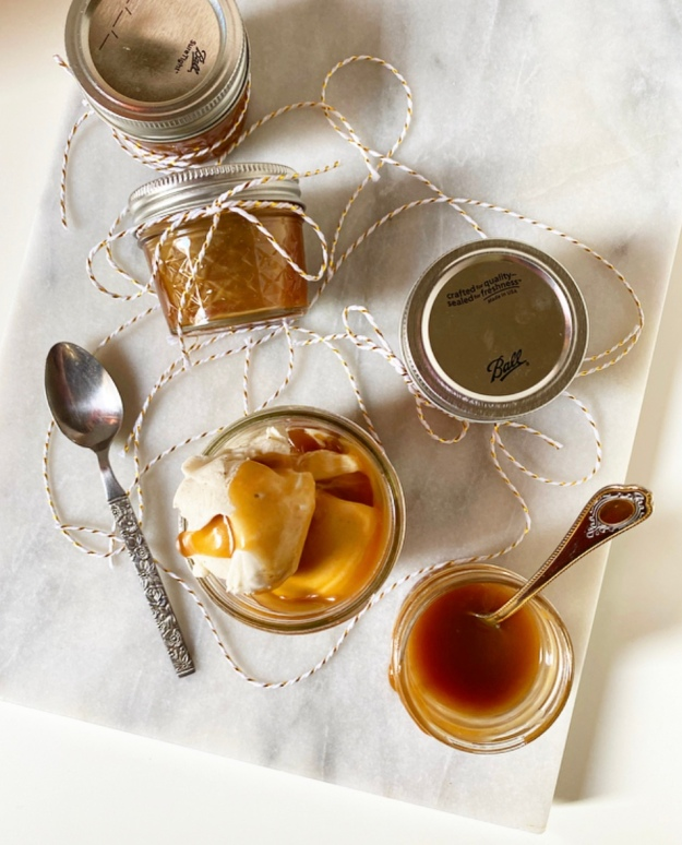 Caramel Sauce & a Food Gift Guide