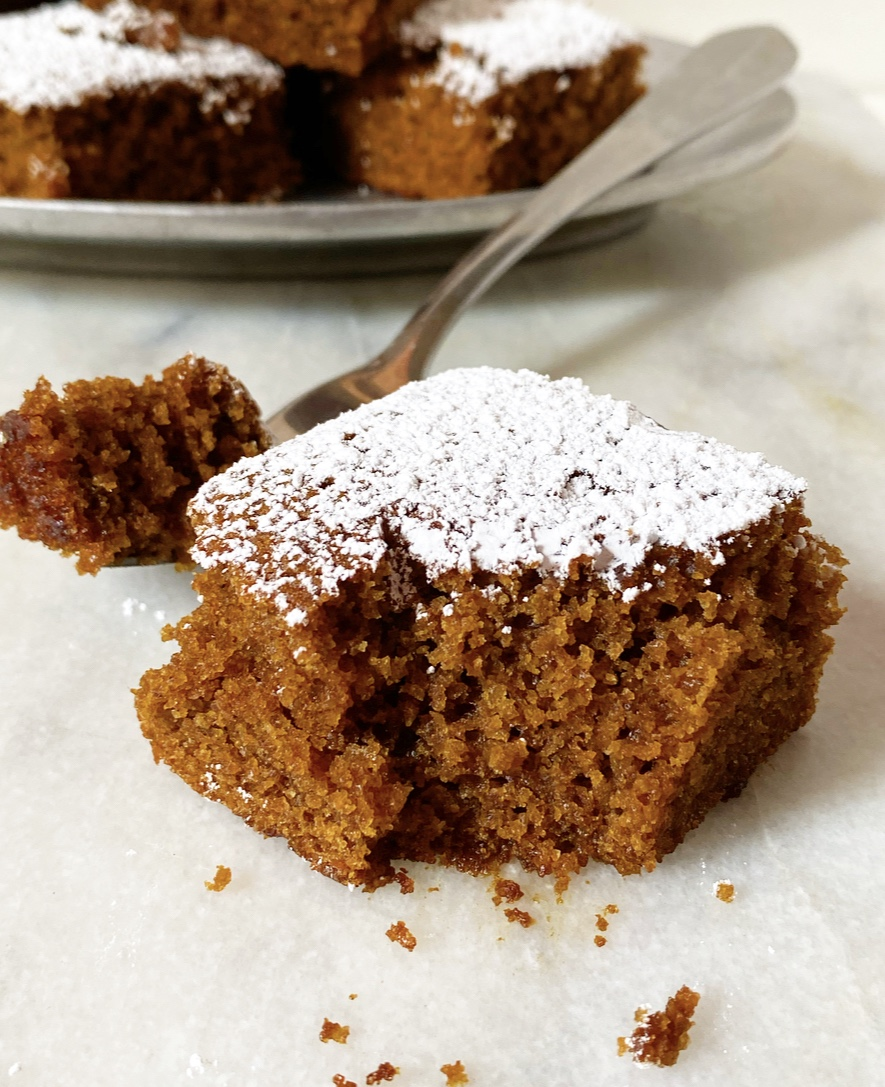 Gingerbread Cake {Vegan & Gluten-Free}