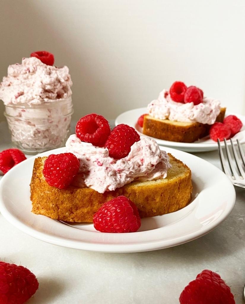 Berry Whipped Cream