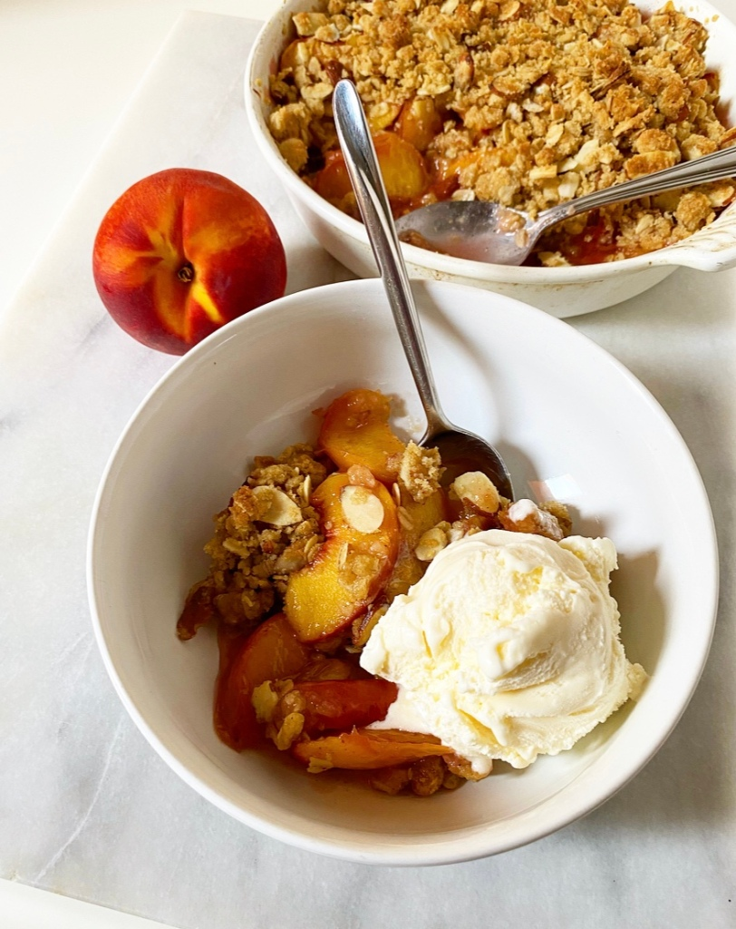 Friday Favorites: Peaches